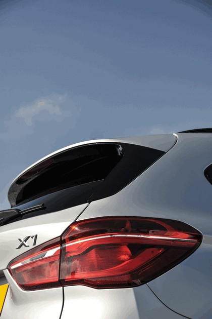 2015 BMW X1 20d Sport - UK version 37