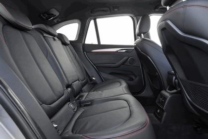 2015 BMW X1 20d Sport - UK version 42