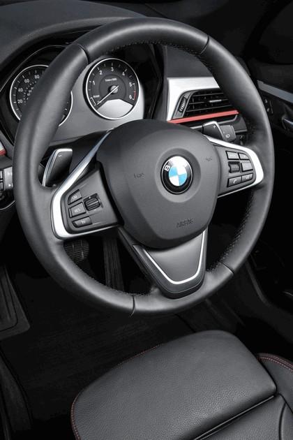 2015 BMW X1 20d Sport - UK version 44