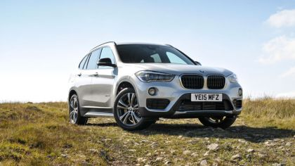 2015 BMW X1 20d Sport - UK version 3