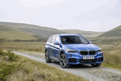 2015 BMW X1 20d xDrive M Sport - UK version 1