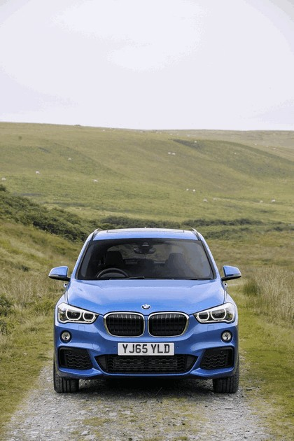 2015 BMW X1 20d xDrive M Sport - UK version 2