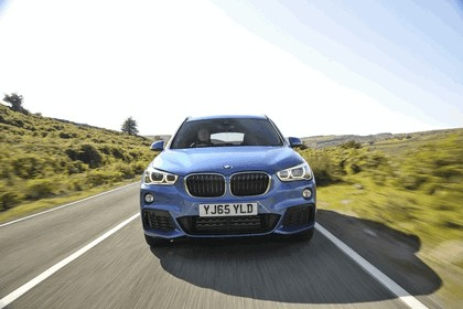 2015 BMW X1 20d xDrive M Sport - UK version 8