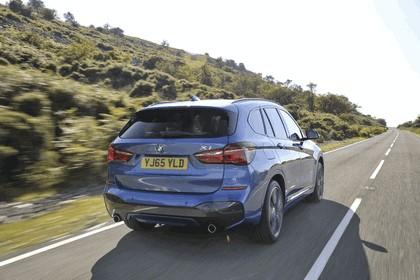 2015 BMW X1 20d xDrive M Sport - UK version 14
