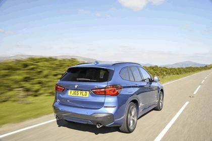 2015 BMW X1 20d xDrive M Sport - UK version 15