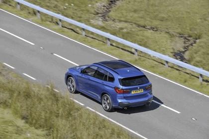 2015 BMW X1 20d xDrive M Sport - UK version 20