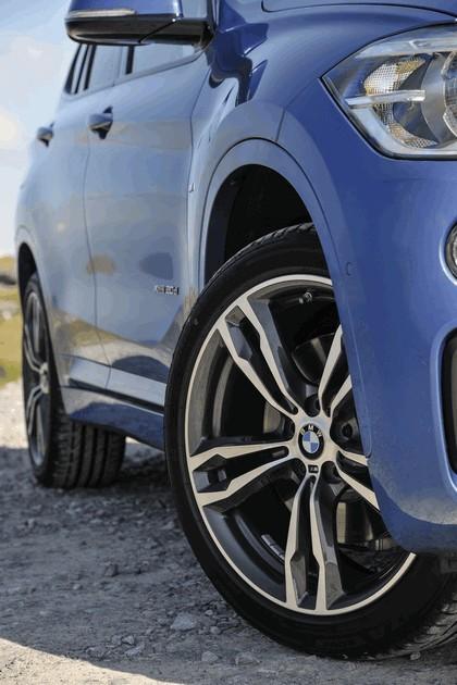2015 BMW X1 20d xDrive M Sport - UK version 21