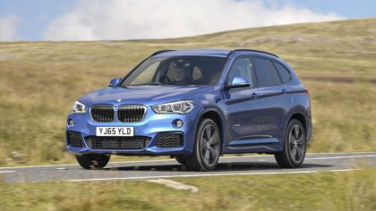 2015 BMW X1 20d xDrive M Sport - UK version 3