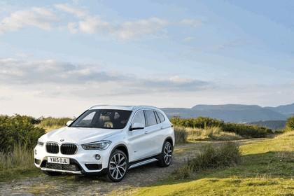 2015 BMW X1 25d xLine - UK version 1
