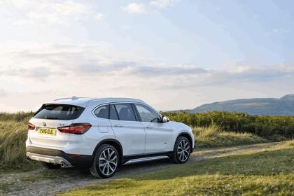 2015 BMW X1 25d xLine - UK version 2