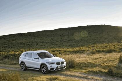 2015 BMW X1 25d xLine - UK version 3