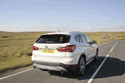 2015 BMW X1 25d xLine - UK version 12