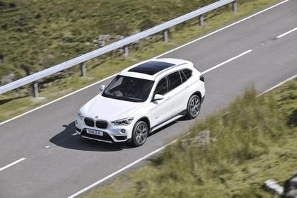 2015 BMW X1 25d xLine - UK version 20