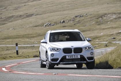 2015 BMW X1 25d xLine - UK version 22