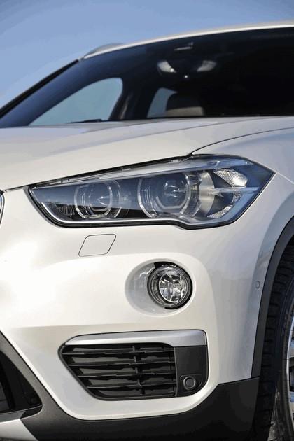 2015 BMW X1 25d xLine - UK version 30