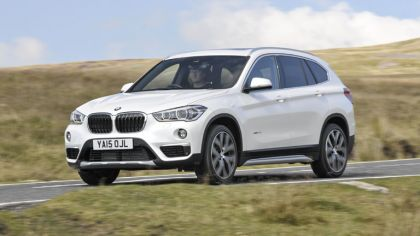 2015 BMW X1 25d xLine - UK version 7