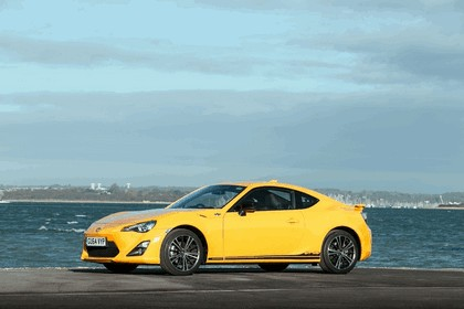 2015 Toyota GT86 Limited Edition Giallo 2