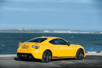 2015 Toyota GT86 Limited Edition Giallo 3