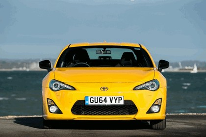 2015 Toyota GT86 Limited Edition Giallo 11