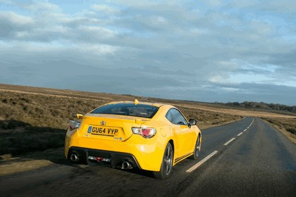 2015 Toyota GT86 Limited Edition Giallo 15