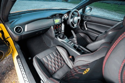 2015 Toyota GT86 Limited Edition Giallo 20