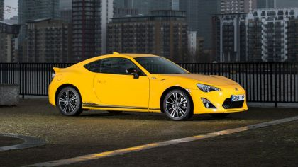 2015 Toyota GT86 Limited Edition Giallo 6