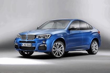 2015 BMW X4 ( F26 ) M40i 1