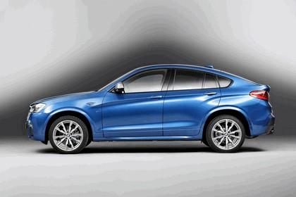 2015 BMW X4 ( F26 ) M40i 2