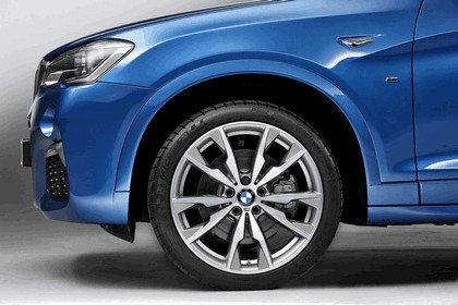 2015 BMW X4 ( F26 ) M40i 6