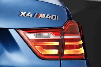 2015 BMW X4 ( F26 ) M40i 7
