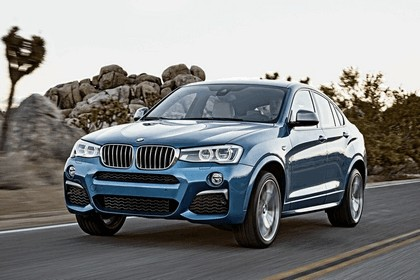 2015 BMW X4 ( F26 ) M40i 11