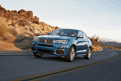 2015 BMW X4 ( F26 ) M40i 14