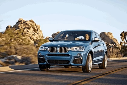 2015 BMW X4 ( F26 ) M40i 18