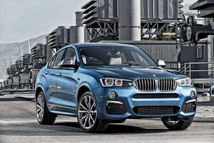 2015 BMW X4 ( F26 ) M40i 38