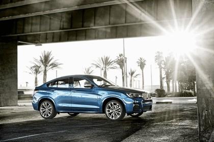 2015 BMW X4 ( F26 ) M40i 40