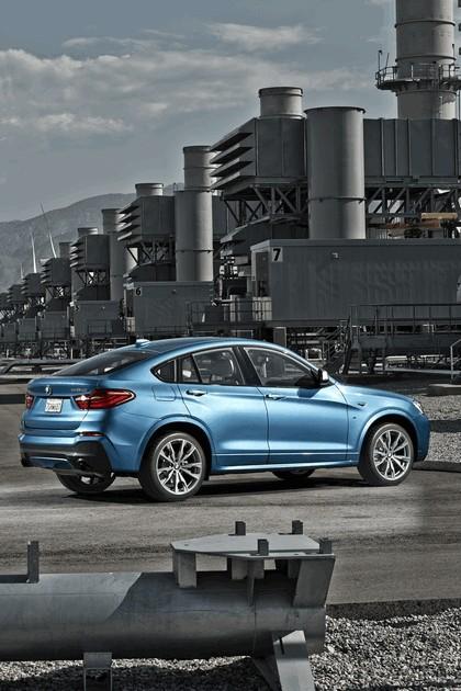 2015 BMW X4 ( F26 ) M40i 49