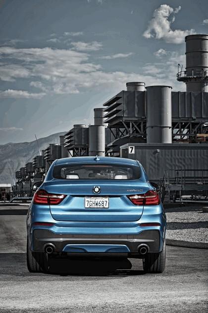2015 BMW X4 ( F26 ) M40i 50