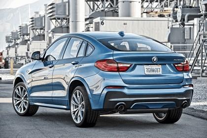 2015 BMW X4 ( F26 ) M40i 52