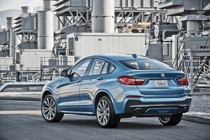 2015 BMW X4 ( F26 ) M40i 53