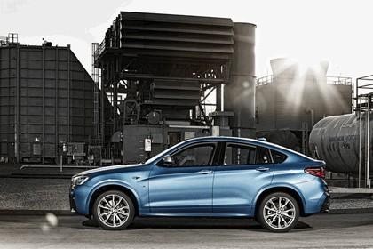 2015 BMW X4 ( F26 ) M40i 55