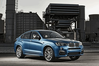 2015 BMW X4 ( F26 ) M40i 56