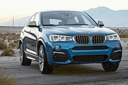 2015 BMW X4 ( F26 ) M40i 70
