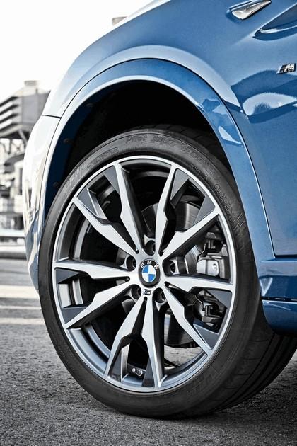 2015 BMW X4 ( F26 ) M40i 72