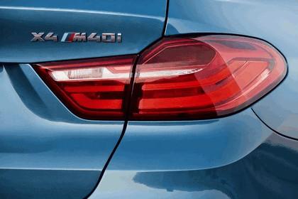 2015 BMW X4 ( F26 ) M40i 76