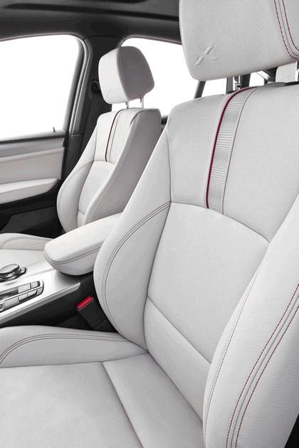 2015 BMW X4 ( F26 ) M40i 85