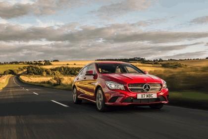 2015 Mercedes-Benz CLA 200 CDI Shooting Brake - UK version 6