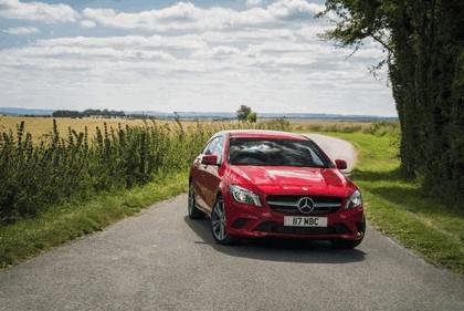 2015 Mercedes-Benz CLA 200 CDI Shooting Brake - UK version 8