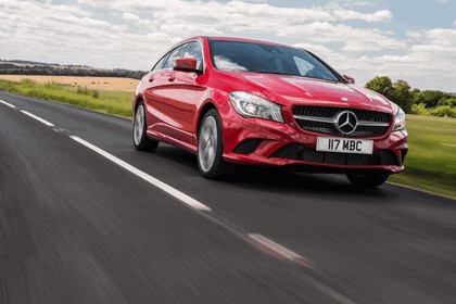 2015 Mercedes-Benz CLA 200 CDI Shooting Brake - UK version 10
