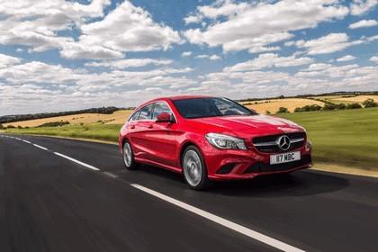 2015 Mercedes-Benz CLA 200 CDI Shooting Brake - UK version 11