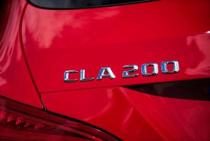 2015 Mercedes-Benz CLA 200 CDI Shooting Brake - UK version 15